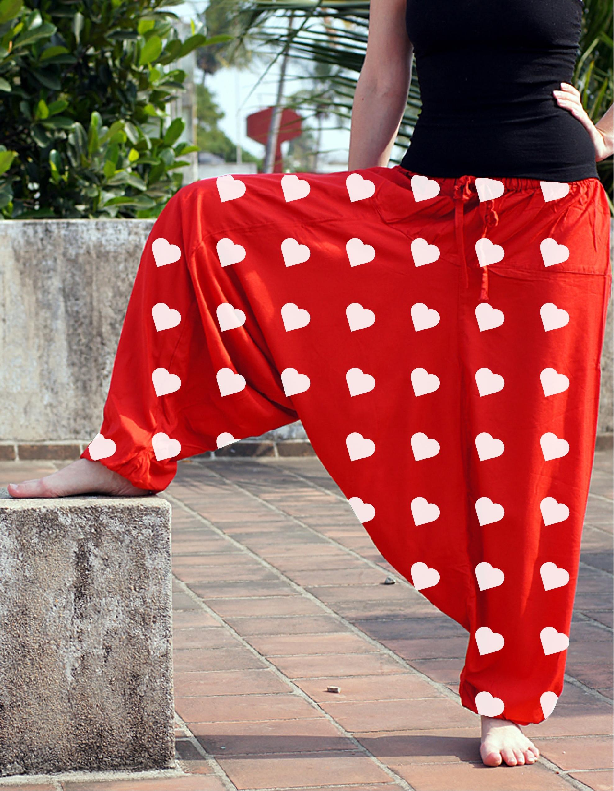 Для влюблённых в штаны с мотнёй. Афгани алладины со скидкой